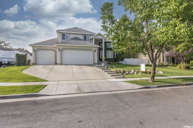 959 W Lisa Hills Cv, Murray, UT 84123 (#1701424) :: Belknap Team