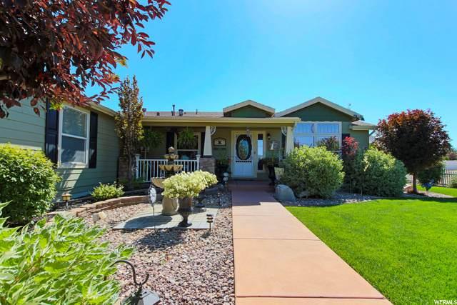 2169 S Daniels Rd, Heber City, UT 84032 (#1701428) :: Big Key Real Estate