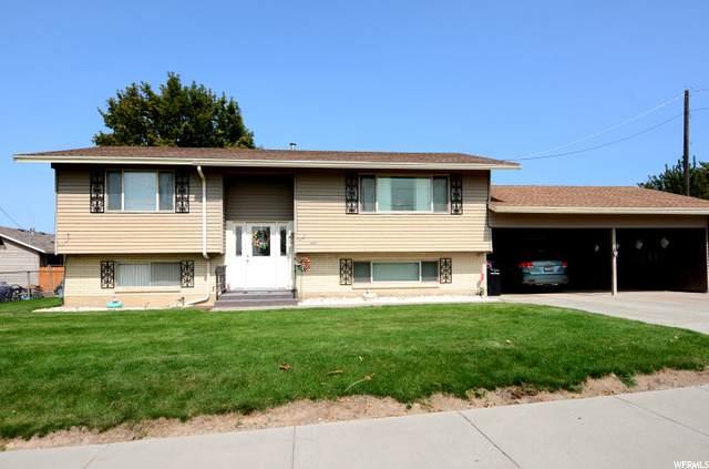 485 E 300 S, Smithfield, UT 84335 (#1701430) :: Doxey Real Estate Group
