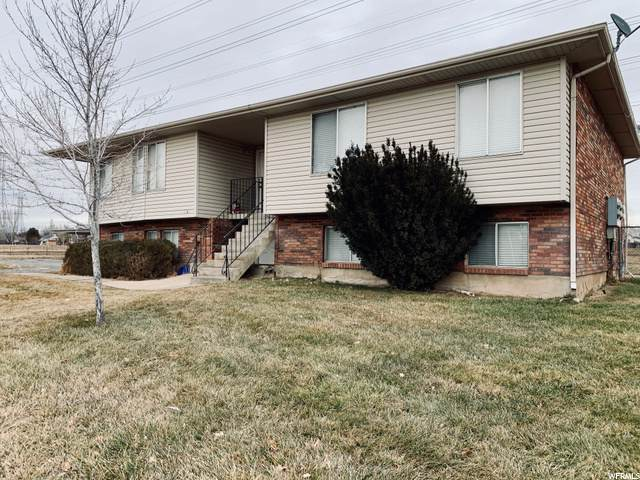 44 S 1450 W, Clearfield, UT 84015 (#1701433) :: Doxey Real Estate Group