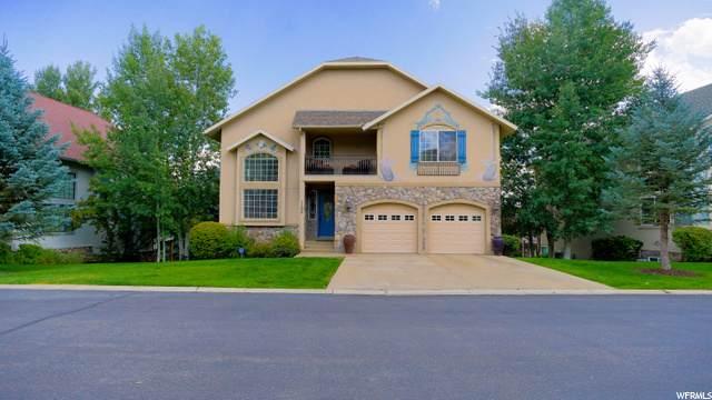 1190 N Warm Springs Rd, Midway, UT 84049 (MLS #1701439) :: High Country Properties