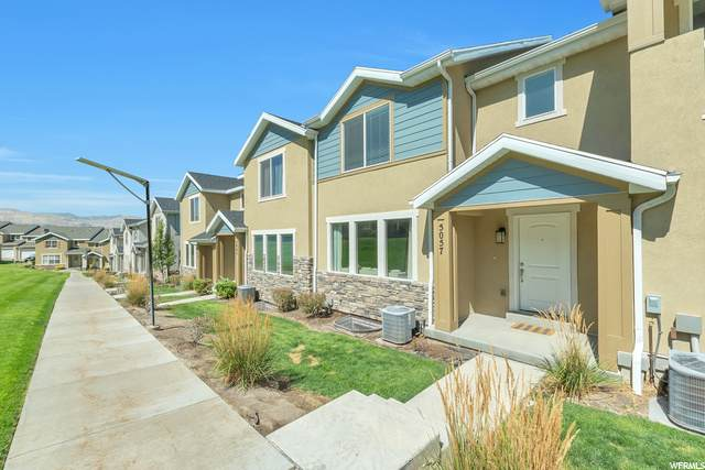 5057 W Arete Way, Herriman, UT 84096 (MLS #1701440) :: Lookout Real Estate Group