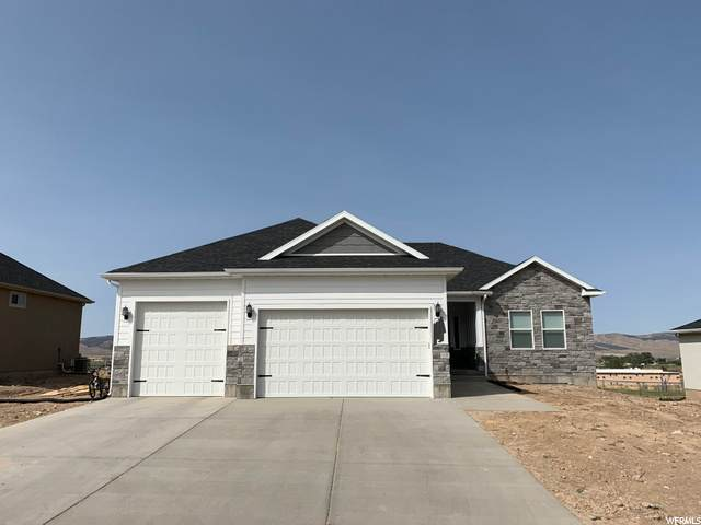1156 N 200 E #33, Nephi, UT 84648 (#1701455) :: Doxey Real Estate Group