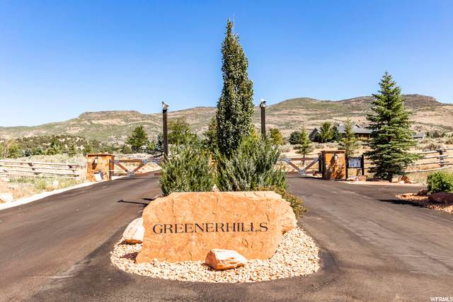 353 S Greener Hills Ln W, Heber City, UT 84032 (MLS #1701490) :: High Country Properties