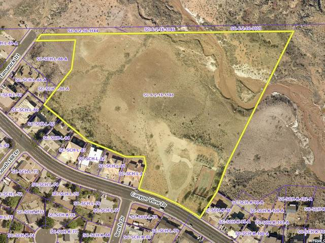 2700 Canyon View Dr, Santa Clara, UT 84765 (#1701494) :: Red Sign Team