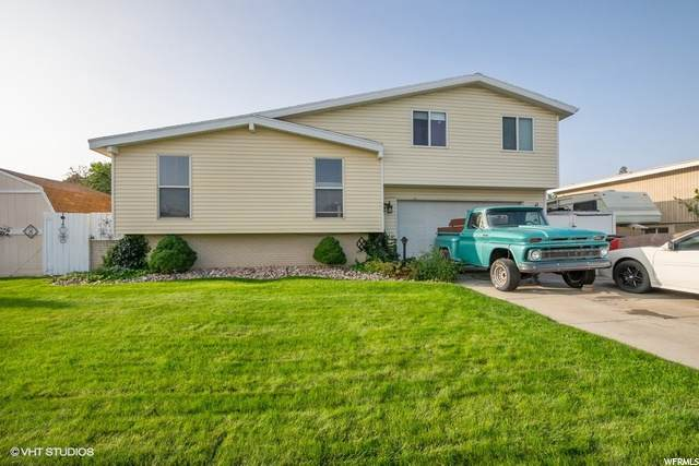 4951 W Pamamint Rd, West Valley City, UT 84120 (#1701539) :: Colemere Realty Associates