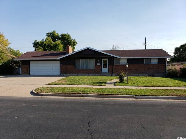 1106 E 1050 S, Clearfield, UT 84015 (#1701544) :: Colemere Realty Associates