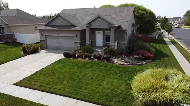 1429 N 2475 W, Clinton, UT 84015 (#1701554) :: Doxey Real Estate Group