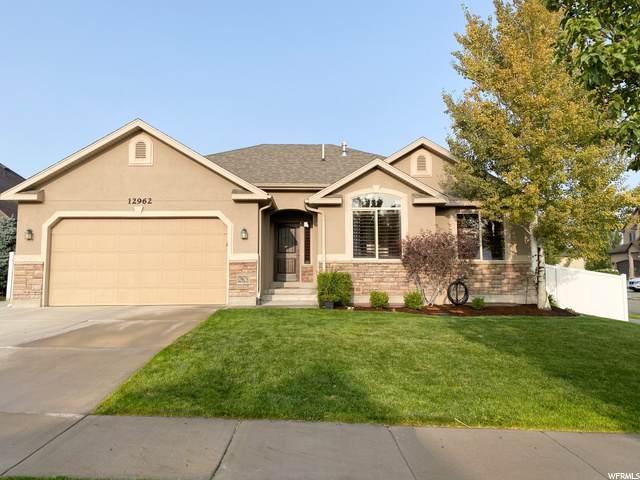 12962 S Wapiti Ct, Riverton, UT 84096 (#1701560) :: Big Key Real Estate