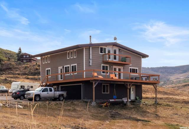 3934 S Brian Cir E, Wanship, UT 84017 (#1701571) :: The Fields Team