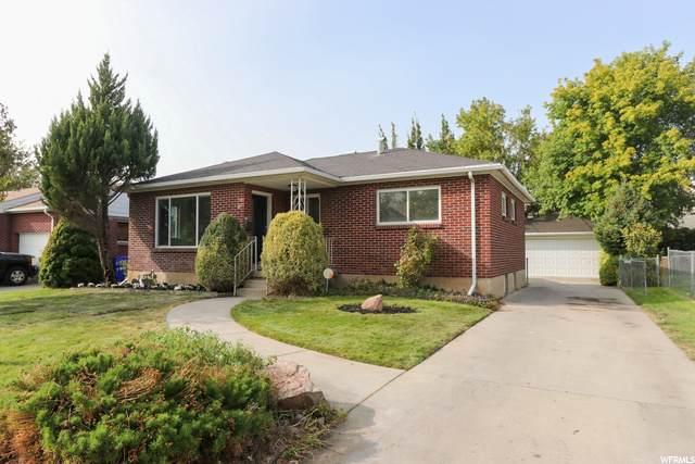 461 E Haven Ave S, Salt Lake City, UT 84115 (#1701572) :: Colemere Realty Associates