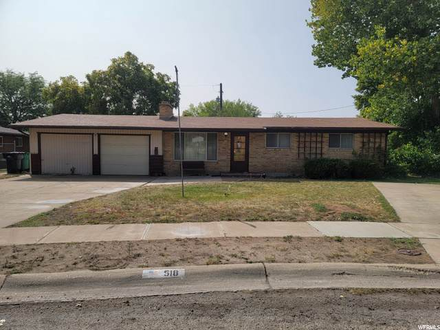 518 Vickie Lane Ln, Clearfield, UT 84015 (#1701584) :: Colemere Realty Associates