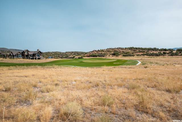 530 N Haystack Mountain Dr (Lot 29), Heber City, UT 84032 (#1701588) :: Gurr Real Estate
