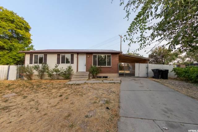 5383 S Samuel W, Taylorsville, UT 84118 (#1701611) :: Big Key Real Estate