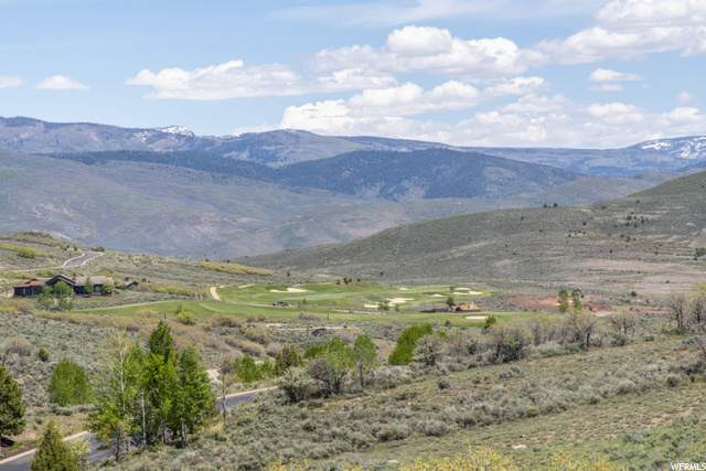 9330 N Uinta Cir, Kamas, UT 84036 (MLS #1701622) :: Lookout Real Estate Group