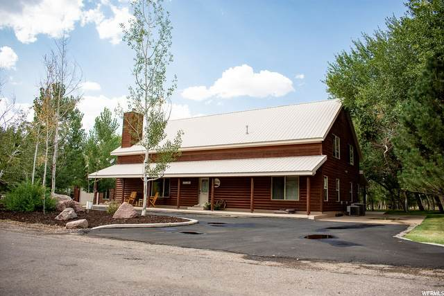 1575 E Country Lane S, Beaver, UT 84713 (#1701635) :: McKay Realty