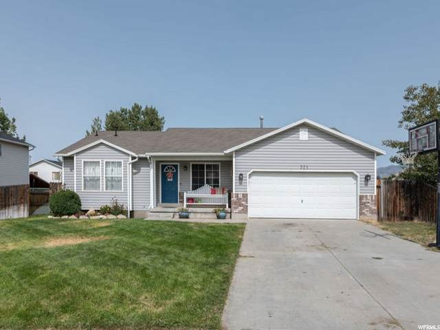 321 E 880 N, Tooele, UT 84074 (#1701642) :: Big Key Real Estate
