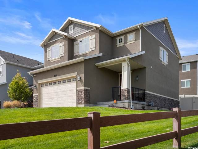 258 W Willow Creek Dr. S, Saratoga Springs, UT 84045 (#1701651) :: Powder Mountain Realty