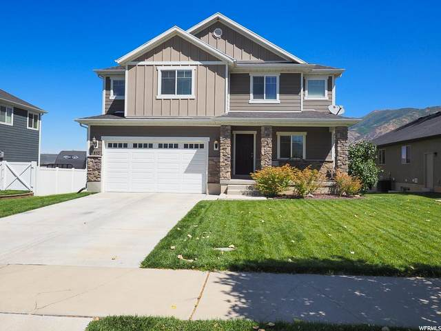1852 W 800 N, Mapleton, UT 84664 (#1701661) :: Red Sign Team