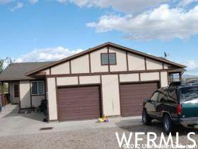 860 N 1500 E, Vernal, UT 84078 (#1701665) :: Red Sign Team