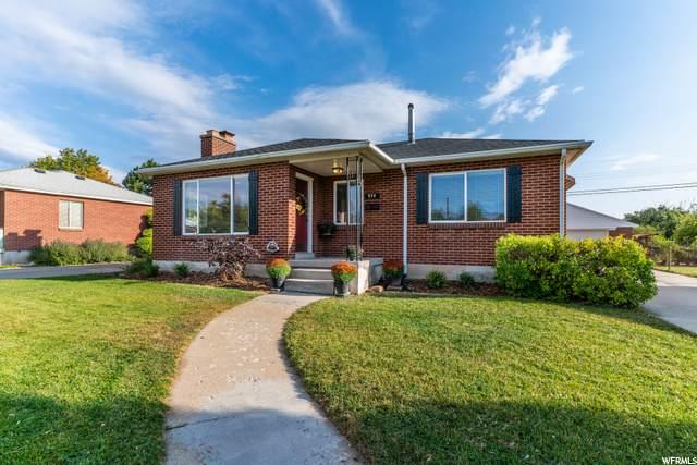 974 E Fairclough Dr, Salt Lake City, UT 84106 (#1701669) :: Big Key Real Estate