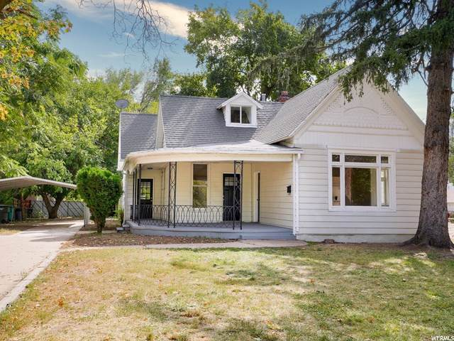 501 E Canyon Rd, Ogden, UT 84404 (#1701670) :: Doxey Real Estate Group