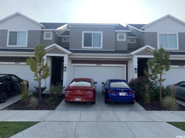 10858 S Harvest Pointe Dr #1064, South Jordan, UT 84009 (#1701690) :: Big Key Real Estate