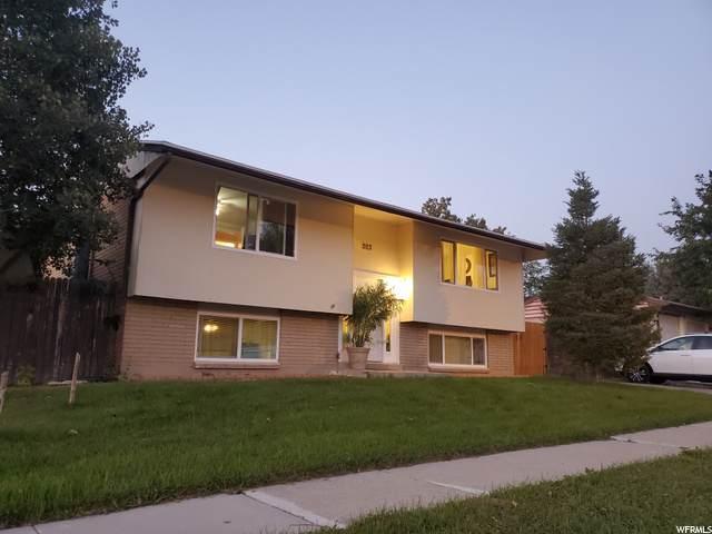 203 E 9585 S, Sandy, UT 84070 (#1701701) :: Big Key Real Estate