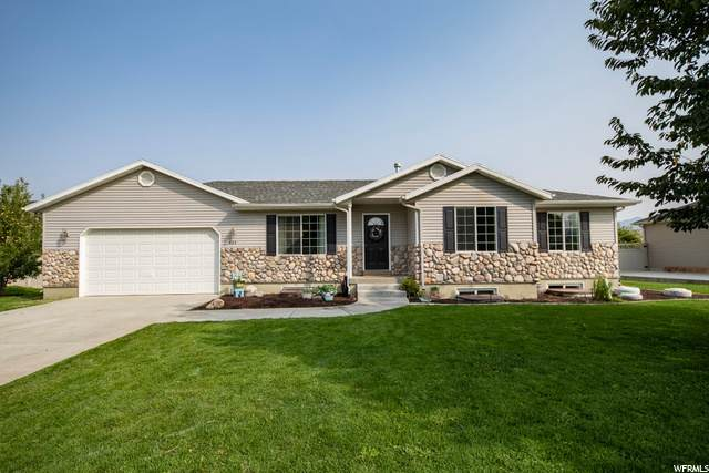 655 W 160 N, Smithfield, UT 84335 (#1701703) :: Utah Best Real Estate Team | Century 21 Everest