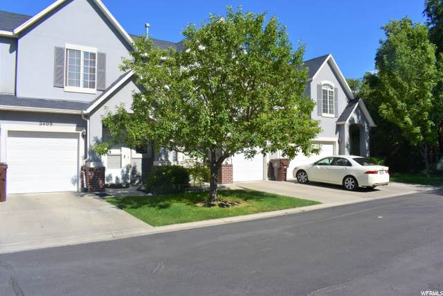 2409 S Red Bur Ct, West Valley City, UT 84119 (MLS #1701705) :: Lookout Real Estate Group
