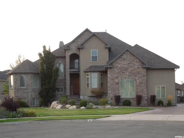 1908 S 1325 Cir W, Syracuse, UT 84075 (#1701738) :: Bustos Real Estate | Keller Williams Utah Realtors
