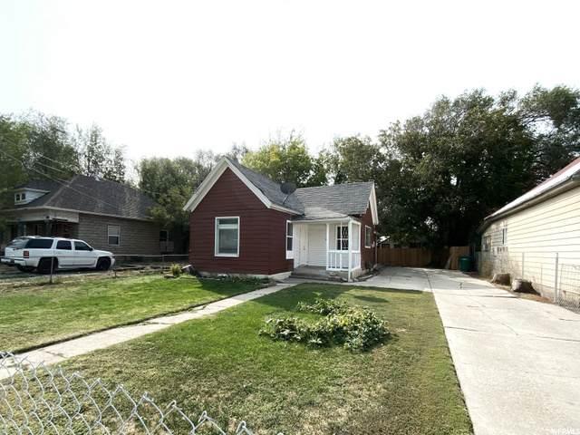 441 E Canyon Rd S, Ogden, UT 84401 (#1701748) :: Colemere Realty Associates