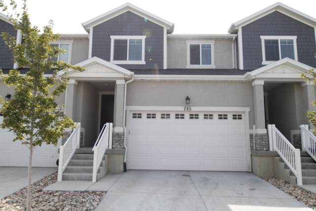 205 W Whitewater Dr, Vineyard, UT 84059 (#1701760) :: Berkshire Hathaway HomeServices Elite Real Estate