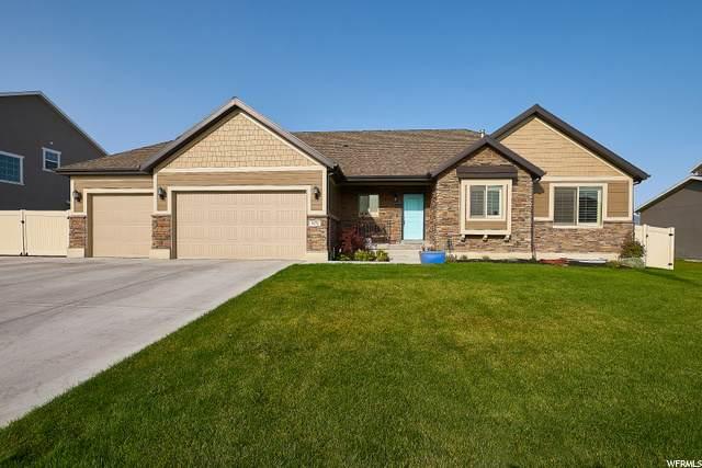 9474 S Lea Heather Way, West Jordan, UT 84081 (#1701765) :: Utah Best Real Estate Team | Century 21 Everest