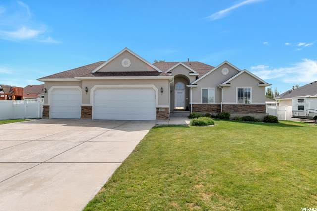 1153 W 1235 N, Clinton, UT 84015 (#1701771) :: Colemere Realty Associates