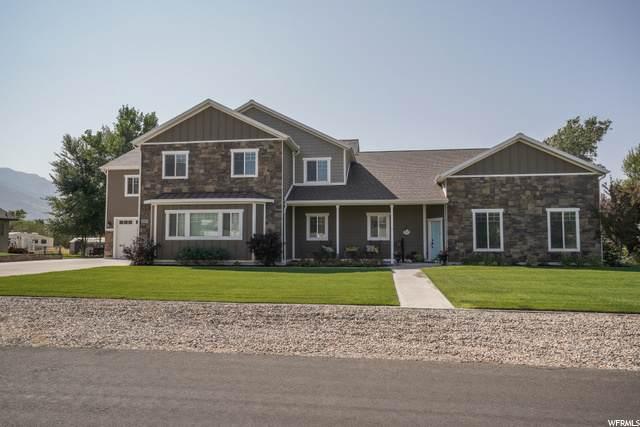 1673 E 6850 S, Uintah, UT 84405 (#1701800) :: Big Key Real Estate