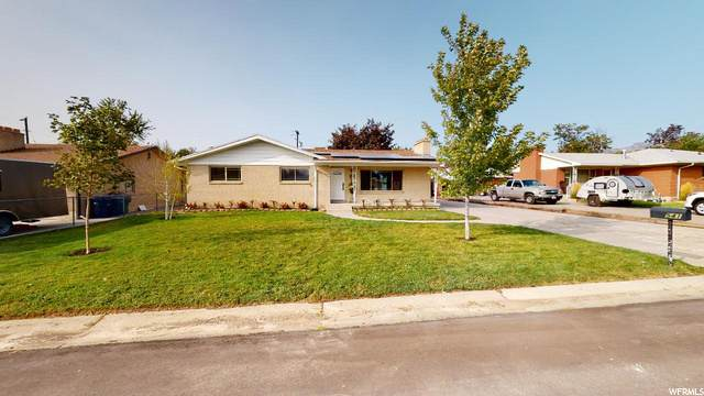 541 E Mingo Ave, Sandy, UT 84070 (#1701825) :: Big Key Real Estate