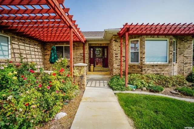 4958 N Droubay Rd, Erda, UT 84074 (#1701829) :: Big Key Real Estate