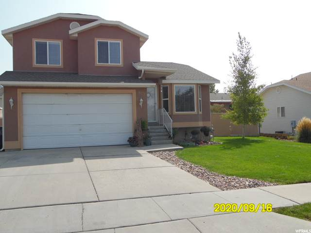 823 W 580 S, Tooele, UT 84074 (#1701831) :: Big Key Real Estate
