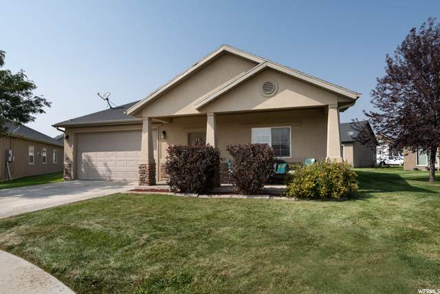 672 S 465 E, Vernal, UT 84078 (#1701864) :: Doxey Real Estate Group