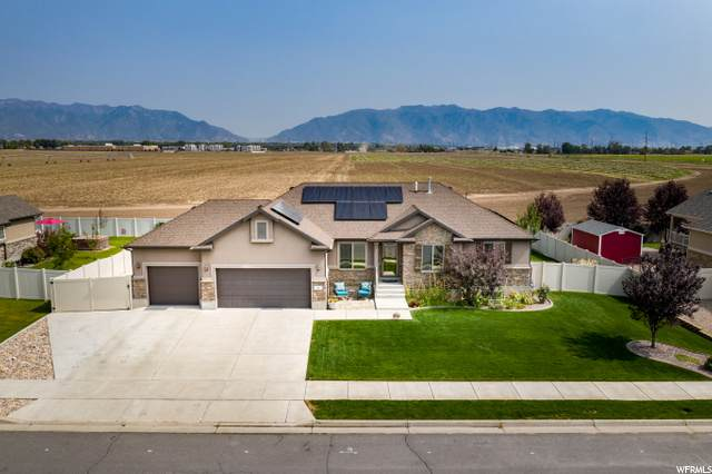 61 S 2775 W, West Point, UT 84015 (#1701877) :: Gurr Real Estate
