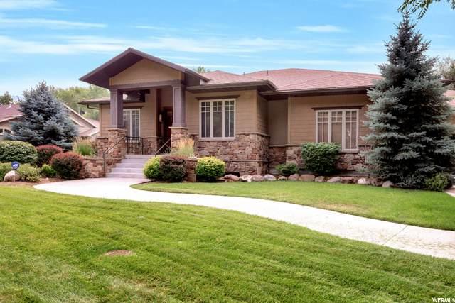 1932 E Charleston Ln S, Holladay, UT 84121 (#1701896) :: Bustos Real Estate | Keller Williams Utah Realtors