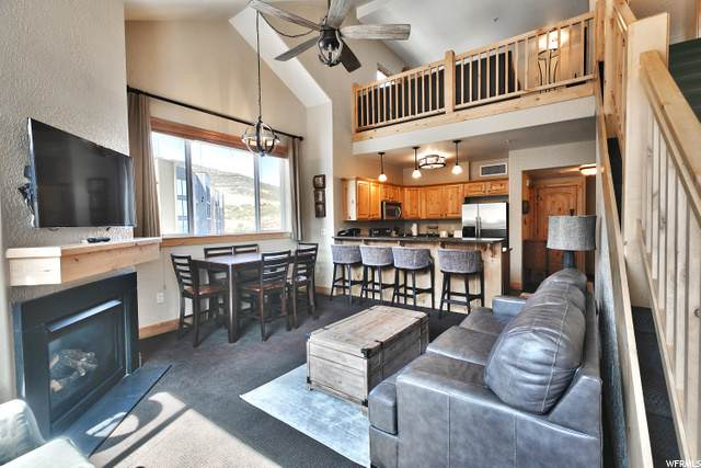 2669 Canyons Resort Dr #501, Park City, UT 84098 (MLS #1701926) :: High Country Properties