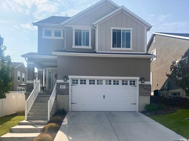4867 W Cobblefield Dr, Herriman, UT 84096 (MLS #1701928) :: Lookout Real Estate Group