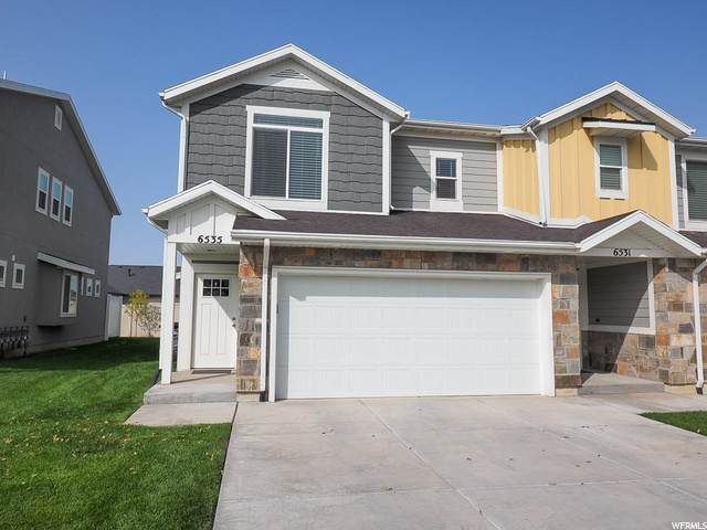 6535 S 390 E, South Weber, UT 84405 (MLS #1701933) :: Lookout Real Estate Group