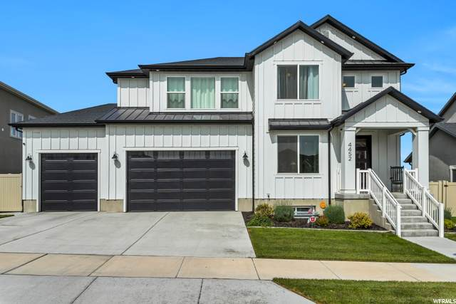 4452 W Bartlett Dr, Herriman, UT 84096 (#1701958) :: Gurr Real Estate
