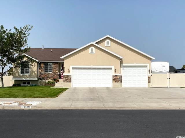 3538 W 1550 N, Clearfield, UT 84015 (#1701995) :: RE/MAX Equity