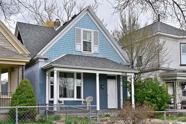 716 S 400 E, Salt Lake City, UT 84111 (#1702033) :: Big Key Real Estate
