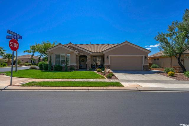 1565 Windswept Dr, St. George, UT 84790 (#1702038) :: Powder Mountain Realty