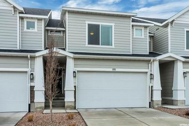 101 E Bluegrass Row, Saratoga Springs, UT 84045 (#1702059) :: Big Key Real Estate